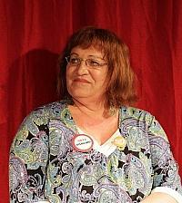 Anna Grodzka wurde durch eine TV-Reportage bekannt und schaffte danach ein Direktmandat - Quelle: Wiki Commons / Radek Oliwa / CC-BY-2.0