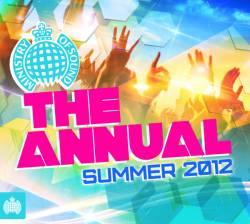 """Seit dem 10. August 2012 im Handel und als Download erh�ltlich: """"Ministry of Sound � The Annual Summer 2012"""""""