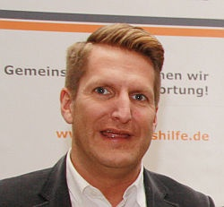 Fordert die finanzielle Absicherung der Aids-Hilfen vom Land: Arne Kayser - Quelle: Aids-Hilfe NRW