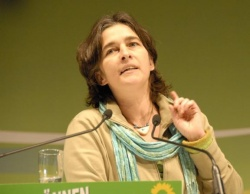 Landesemanzipationsministerin Barbara Steffens