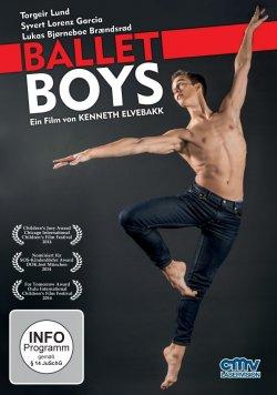 """""""Ballet Boys"""" ist am 17. April 2015 bei cmv-Laservision auf DVD erschienen"""