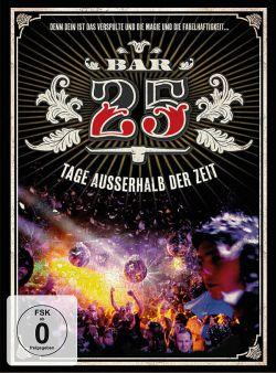 """Ab 16 November 2012 auf DVD und als Download: """"BAR 25 � Tage au�erhalb der Zeit"""" der beiden Regisseurinnen Britta Mischer und Nana Yuriko"""