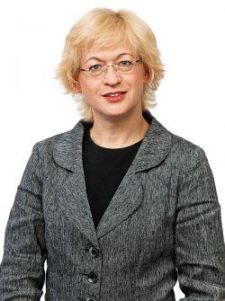 Will trotz des Ergebnisses im zweiten Wahlgang antreten: Barbara Höll