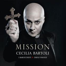"""In ihrem neuen Album """"Mission"""" befasst sich Cecili Bartoli zum ersten Mal  mit der Zeit des Frühbarock"""