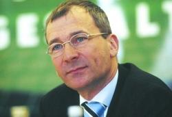 """Der grüne Fraktionsgeschäftsführer Volker Beck beklagt die """"erbarmungslose Haltung"""" der Kirche gegenüber Homosexuellen"""