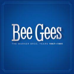 Fünf CDs randvoll mit Musik der Bee Gees: The Warner Bros. Years 1987-1991 - Quelle: Warner Bros. Records / Warner Music Entertainment