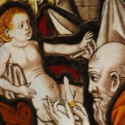 Die Beschneidung von Jesus: Zumindest das Sexualleben von Gottes Sohn wurde durch den Eingriff nicht beeintr�chtigt