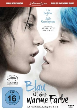"""Beim Filmfestival in Cannes gewann """"Blau ist eine warme Farbe"""" die Goldene Palme"""