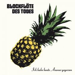 Die Flöte hat ihre letzten Reste urbaner und ananasgeschwängerter Schreib-Ergüsse auf dieses Album gepresst