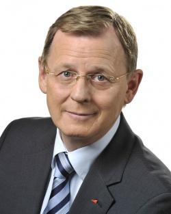 Bodo Ramelow k�nnte der erste Ministerpr�sident der Linken werden - Quelle: Linke Th�ringen