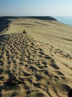 Dune du Pyla: Die gr��te Wanderd�ne Europas ist auch bei schwulen M�nnern beliebt