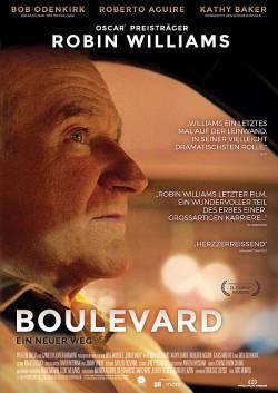 """Poster zum Film: """"Boulevard"""" startet am 21. Januar 2016 in den deutschen Kinos"""
