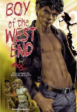 """Die ersten erotischen Abenteuer eines jungen Schwulen in London: """"Boy of the West End"""""""