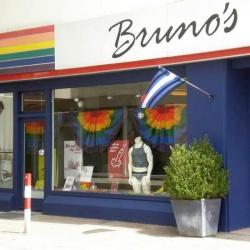 """Zukunft ungewiss? Für den """"Bruno's""""-Shop am Berliner Nollendorfplatz hat die neue GmbH noch keinen Mietvertrag - Quelle: Christian Wölkner"""