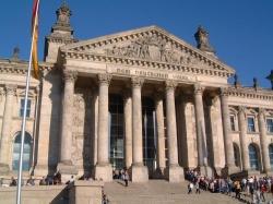 Im Bundestag sitzt Beck bereits seit 1994. Er ist gemeinsam mit B�rbel H�hn Spitzenkandidat der Partei in Nordrhein-Westfalen - Quelle: Norbert Blech