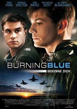 """Die packende Lovestory """"Burning Blue"""" ist bei Pro-Fun auf DVD erschienen"""