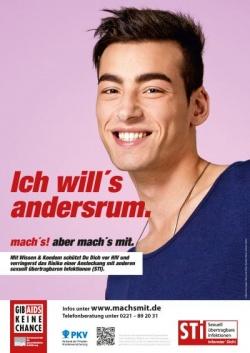 Das Video mit dem schwulen Sven wurde von Bloggern als klischeetriefend verrissen - Quelle: BZgA