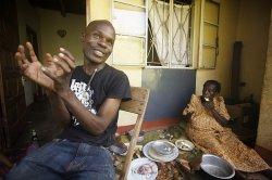 Kurz nach dem Interview wurde er ermordet: Ugandas Schwulenaktivist David Kato