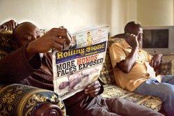 Alltag in Uganda: Eine Tageszeitung macht Jagd auf Homosexuelle