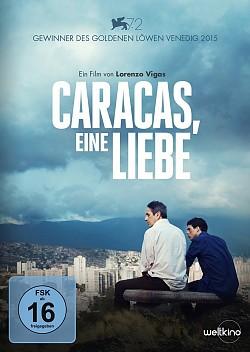 """""""Caracas, eine Liebe"""" ist am 18. November 2016 auf Blu-ray, DVD und digital erschienen"""