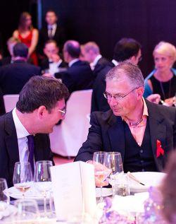 Zu den G�sten des Charity Dinners geh�ren Prominente aus Politik, Kultur und Gesellschaft - Quelle: BMH