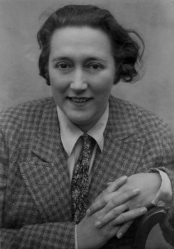 Christa Winsloe wurde zusammen mit ihrer Freundin 1944 bei der Flucht aus dem besetzten S�dfrankreich ermordet - Quelle: Sammlung Renate von Gebhardt