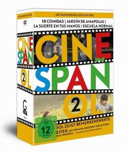 """Sicher keine Selbstverständlichkeit, dass diese Filme auch in Deutschland das Licht der Zuschauerwelt erblicken: """"Cinespañol 2"""""""