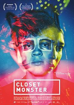 """Poster zum Film: """"Closet Monster"""" startet am 6. Oktober in deutschen Kinos - Quelle: Pro-Fun Media"""