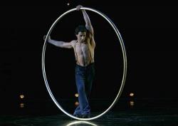 Corteo: Akrobatik auf h�chstem Niveau und garantiert keine Tiernummern