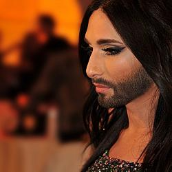 Eurovision-Siegerin Conchita Wurst setzt sich international f�r LGBT-Rechte ein - Quelle: Wiki Commons / Ailura / CC-BY-SA-3.0-AT