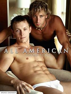 """Der neue erotische Fotoband """"All American"""" von Corbin Fisher ist im Bruno Gmünder Verlag erschienen"""