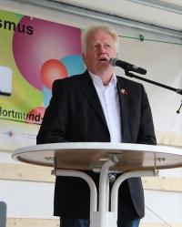 Dortmunds Oberb�rgermeister Ullrich Sierau (SPD)
