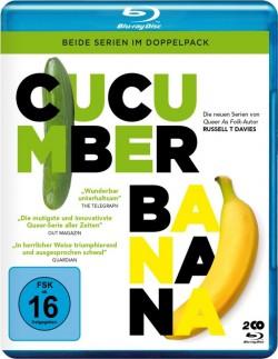 """Die beiden Serien """"Cucumber"""" und """"Banana"""" sind am 12. September 2016 auf DVD und Blu-ray erschienen"""