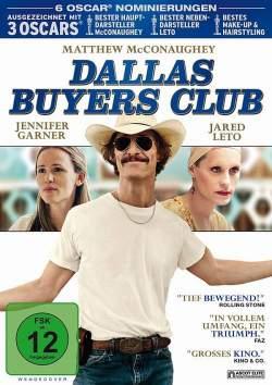 """""""Dallas Buyers Club"""" ist am 22. Juli 2014 auf DVD und Blu-ray erschienen"""