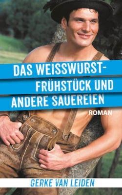 Seine erotischen Romane hat Stephan Niederwieser unter dem Pseudonym Gerke van Leiden veröffentlicht