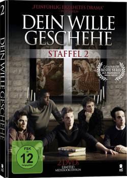 """Die zweite Staffel """"Dein Wille geschehe"""" ist am 4. Dezember 2014 auf DVD und Blu-ray erschienen"""