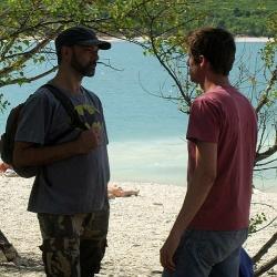 """Cruising am See: Wegen expliziter Sexszenen wurde der Film von einem Kritiker als """"hardcore"""" eingestuft"""