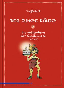 """Die Reihe """"Der junge König"""" erscheint im Hamburger Männerschwarm Verlag"""