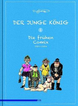 Der M�nnerschwarm-Verlag startet im Juni eine mehrb�ndige Reihe mit den fr�hen Arbeiten von Ralf K�nig