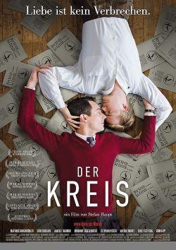 """Plakat zum Film: Der Schweizer """"Der Kreis"""" startet am 23. Oktober im Verleih der Edition Salzgeber endlich auch in deutschen Kinos. Der Film ist die Schweizer Nominierung f�r den Oscar f�r den besten fremdsprachigen Film"""