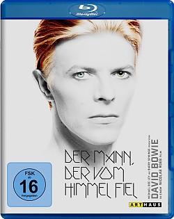 """""""Der Mann, der vom Himmel fiel"""" ist am 18. November 2016 neu restauriert auf DVD und Blu-ray erschienen"""