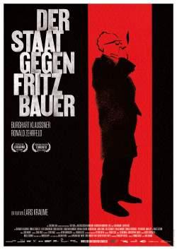 """Plakat zum Film: """"Der Staat gegen Fritz Bauer"""" startet am 1. Oktober in den Kinos"""
