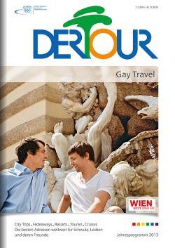 Erfolgreiches Projekt: Der zweite Gay-Katalog von Dertour hat bereits 20 Seiten mehr