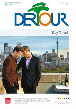 Schwules und lesbisches Reisebüro