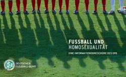 """Für Littmann zumindest """"nicht schädlich"""": Broschüre des DFB zum Thema """"Fußball und Homosexualität"""""""
