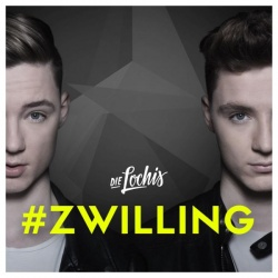 """Das Deb�talbum """"#zwilling"""" der beliebtesten Zwillinge Deutschlands ist am 19. August 2016 erschienen"""