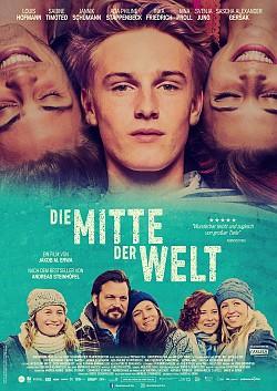 """Poster zum Film: """"Die Mitte der Welt"""" startet am 10. November 2016 im Kino"""