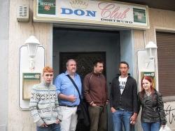 """Eine Institution in Dortmund: Der """"Don-Club"""" existiert seit den 1980er Jahren"""