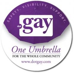 """Kein Schirm f�r die gesamte Community: Moniert wurde u.a., dass das Wort """"gay"""" nicht auf Transgender und Intersexuelle passe"""