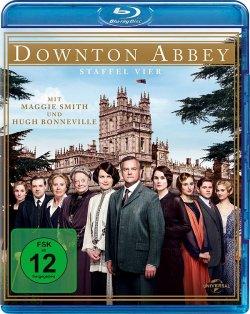 """Die vierte Staffel von """"Downton Abbey"""" in am 12. Juni 2014 auf DVD und Blu-ray erschienen"""